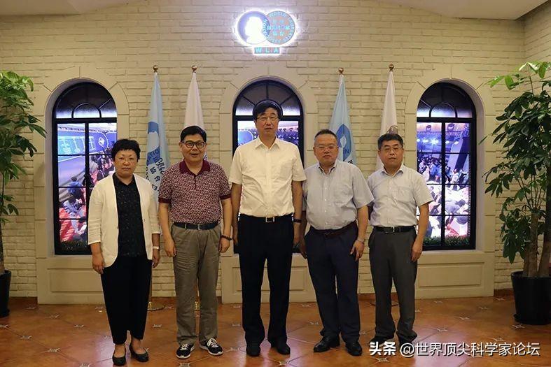 中国科协党组成员、书记处书记宋军调研第三届论坛筹备进展