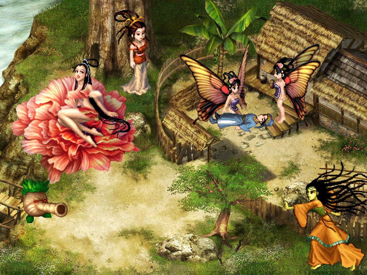 当年玩《仙剑》舍不得吃的高级道具,生死一线就啃鼠儿果和行军丹