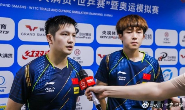 CCTV5直播国乒:马龙许昕3-0横扫冲冠,世界第一与大头强势挑战