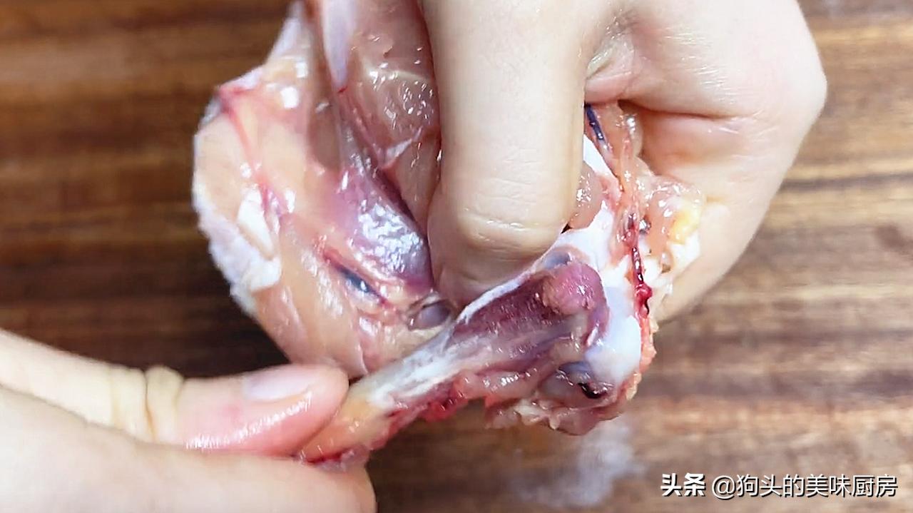 鸡腿最入味的做法,比油炸健康,比红烧的香,好吃到舔盘 美食做法 第7张