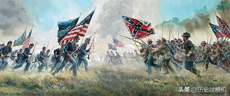 林肯的《解放宣言》就是为了解放黑奴?你是不知道他套路有多深