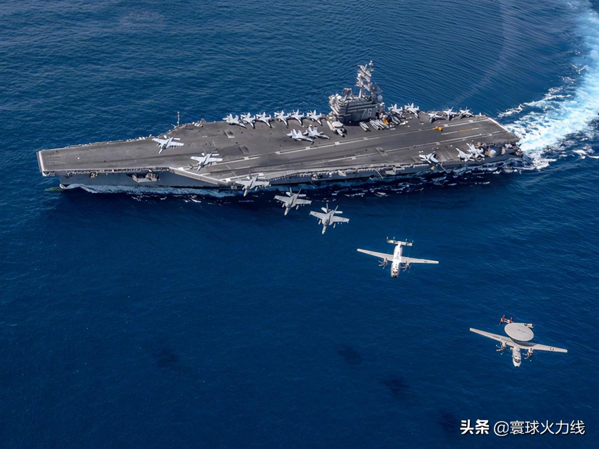 """南海警报声响起!美最大运输机C5""""超级银河""""来势汹汹,是战略威慑还是恐吓中国?"""