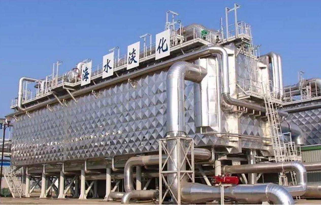 海水淡化设备的优势