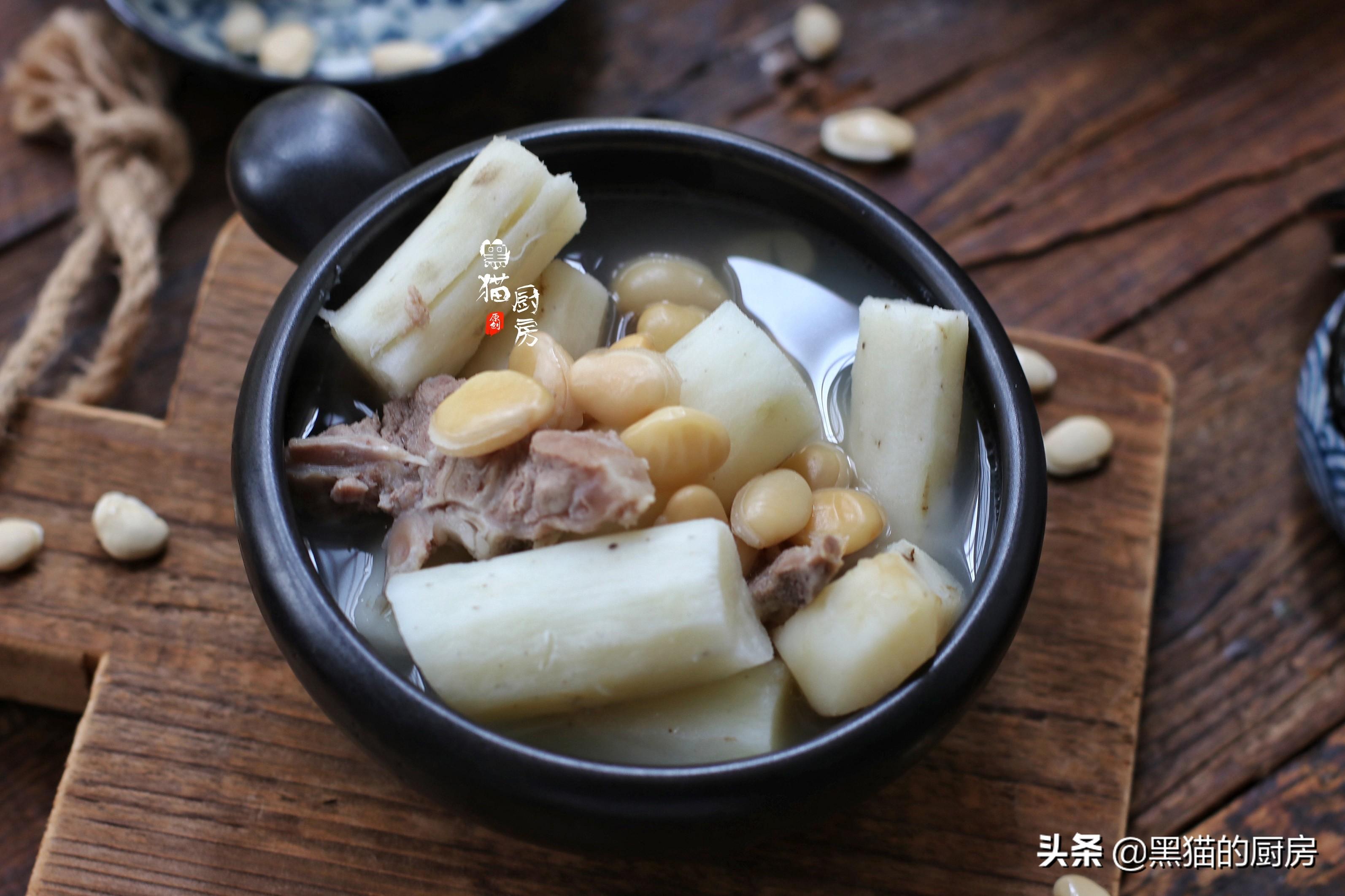 分享10道广东人冬天常喝的汤,汤鲜甜,清润滋补