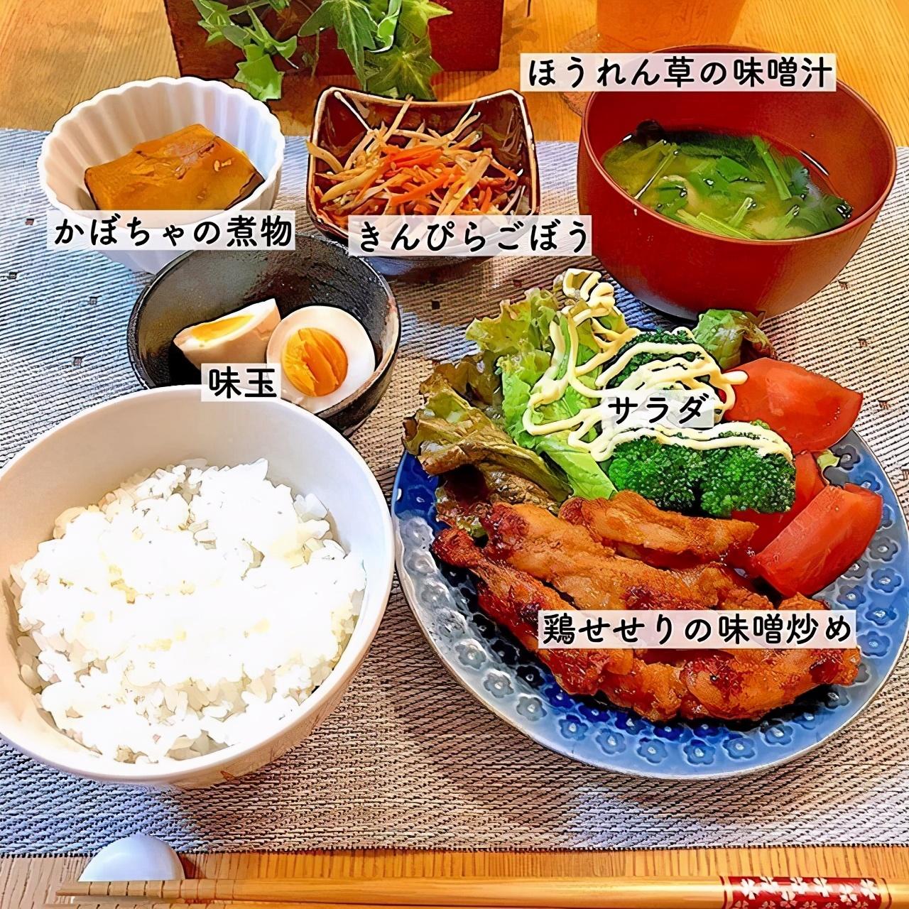 热衷节约的日本主妇,每顿饭不超过7元,网友:太会省钱了 节约省钱 第10张
