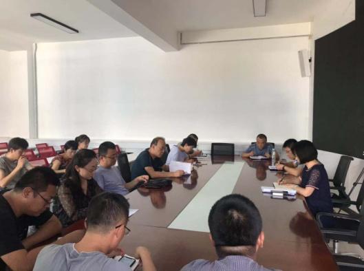 区应急局组织召开全区防汛工作会议