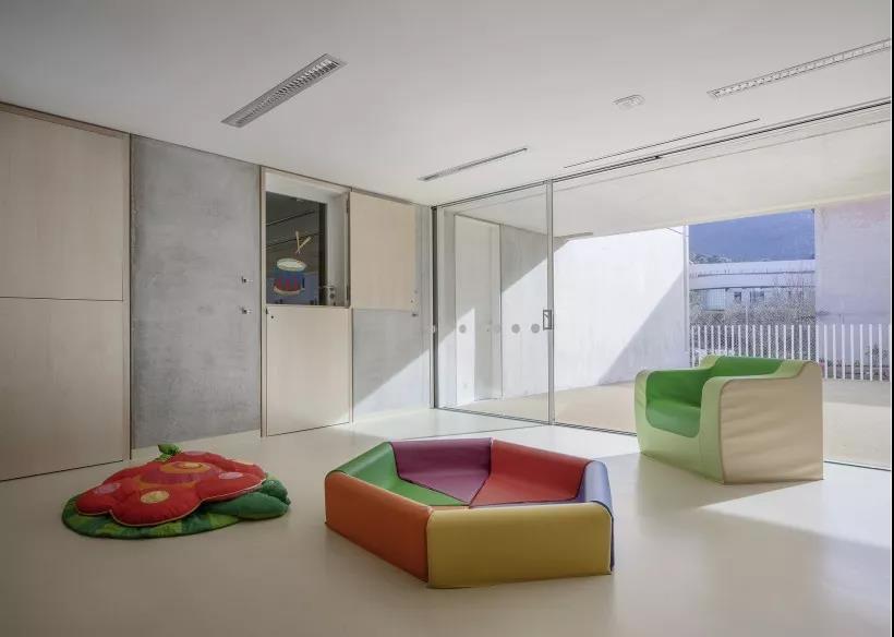 儿童日托中心设计,专为儿童打造的专属活动天地!