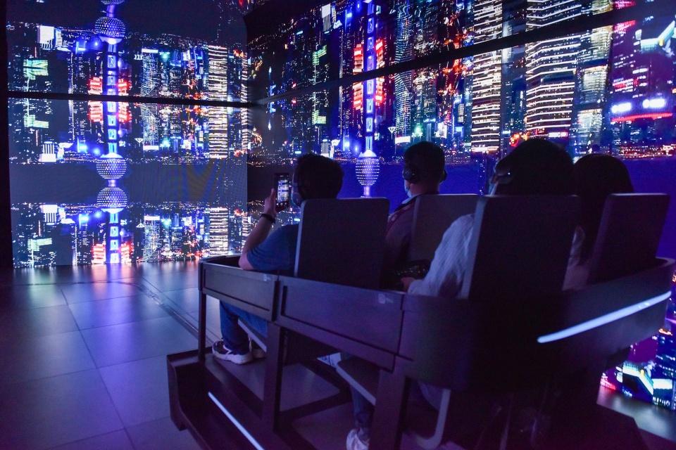 """上海国际车展,带你逛逛""""都市游乐场"""""""