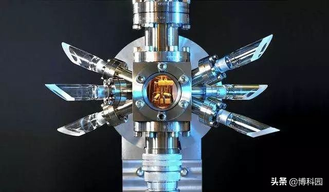 下一代芯片级原子钟的核心已经公开啦!