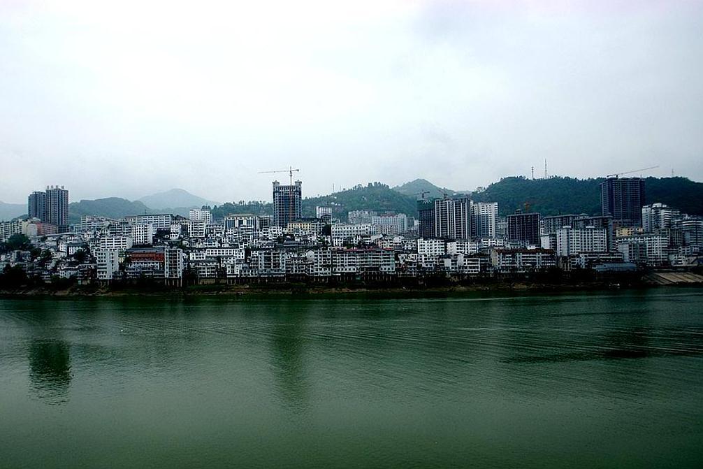 安康有一座小县城,人口28.67万,县名源于道教南派创始人