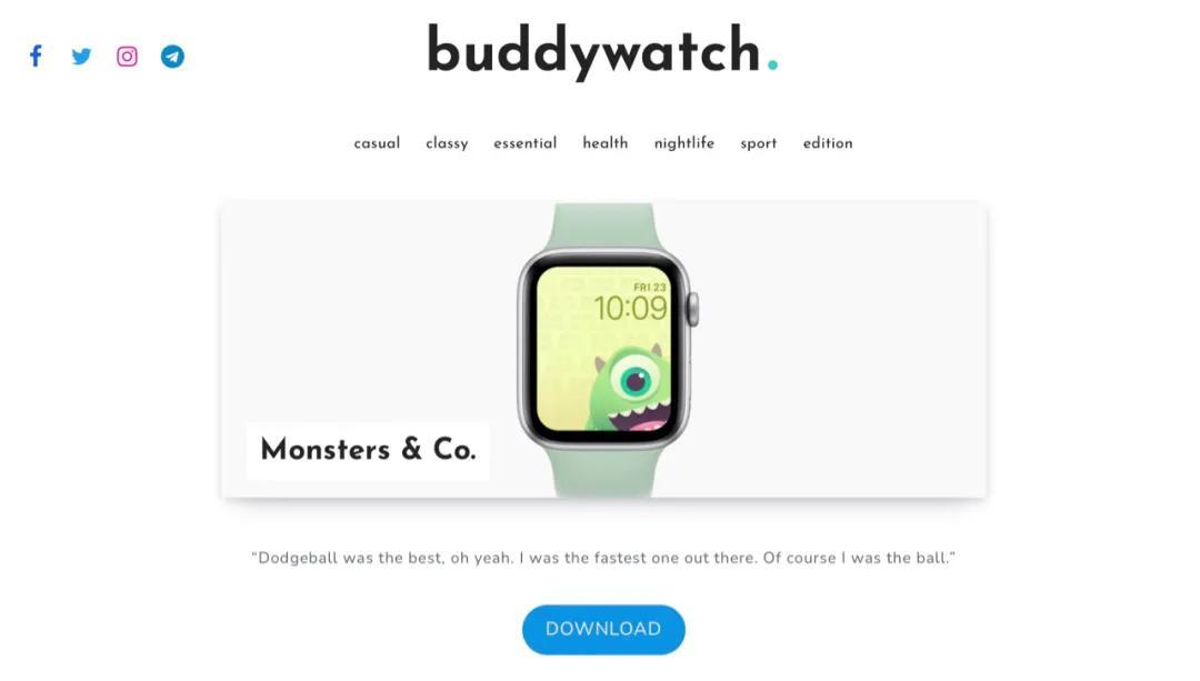 Apple Watch 第三方表盘网站推荐 Mac小技巧 第2张