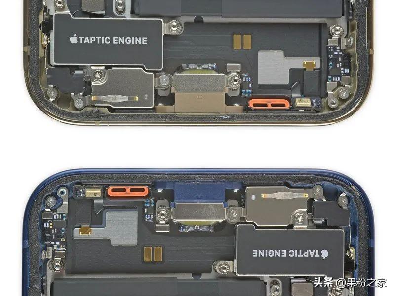 iPhone 12/12 Pro超详细拆解:唯三不同