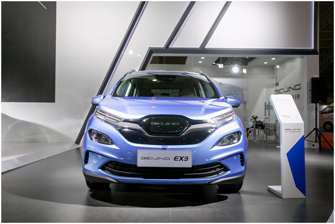 BEIJING汽车携精品电动车型亮相EVTec China