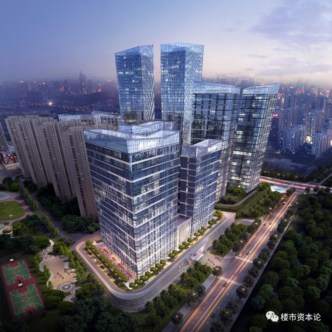从钟楼到金辉环球中心,万亿级西安城市封面焕新