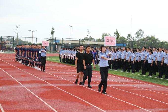 广东司法警官职业学院:最好的专业是监狱学