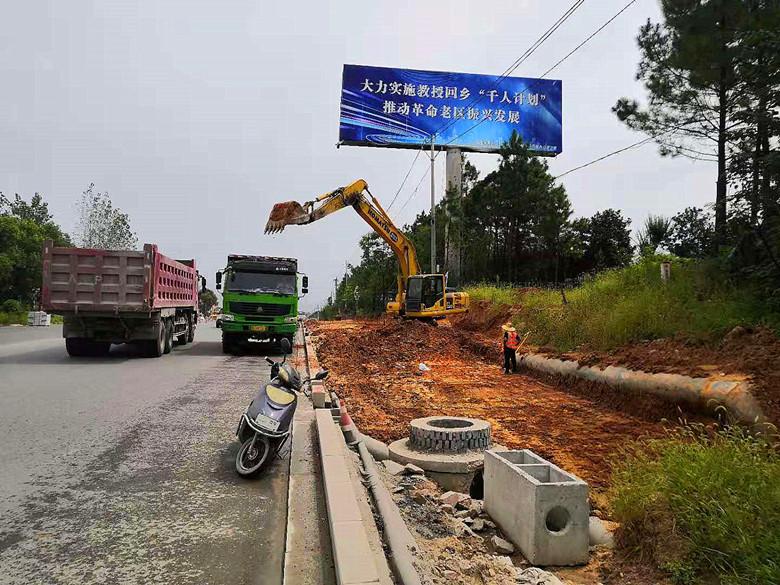 湖北麻城纪委监委进工地 察实情 打通项目施工梗阻