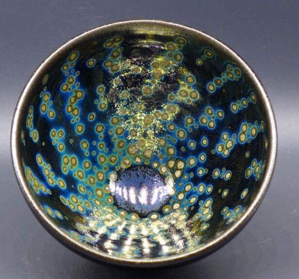 宋代建盏:斗茶文化的实物载体,宋人文化气息与时代精神的折射