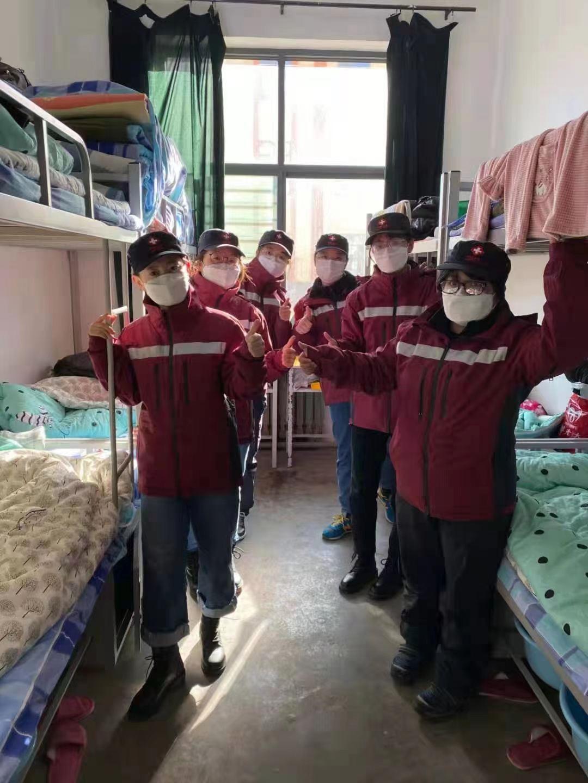 承德市疾病预防控制中心援石家庄应急队工作中