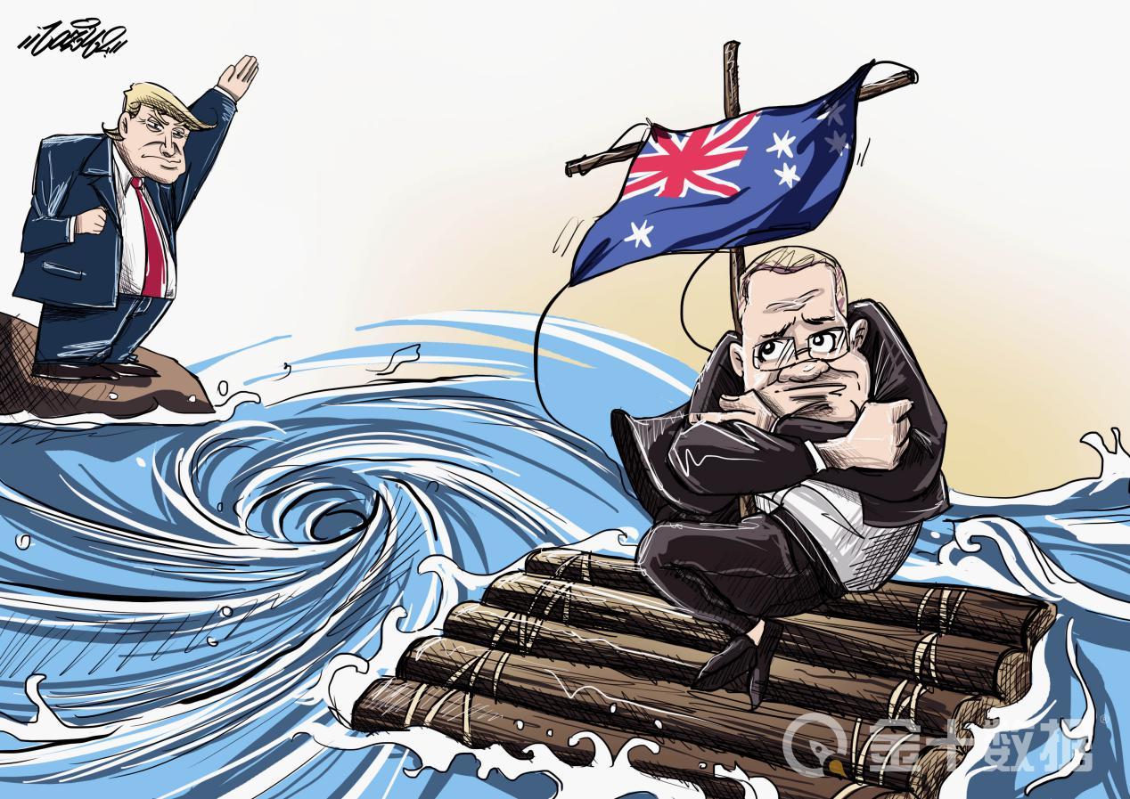房价或跌30%,澳大利亚房产业停滞!中国买家
