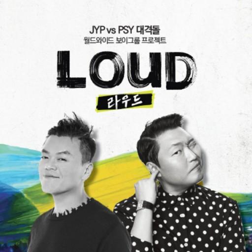 韩国推出新概念选秀节目《LOUD》,JYP朴振英和PSY鸟叔担任导师