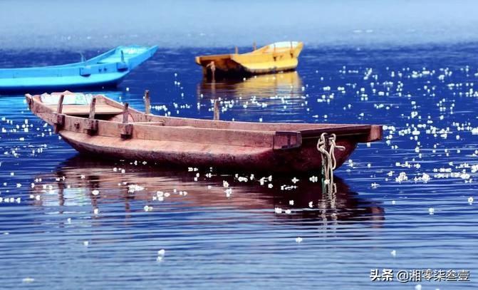 """云南泸沽湖5-10月最美季节,满湖""""水性杨花""""盛开!明年可期"""