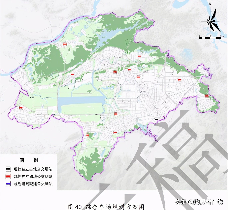 曝光!仲愷綜合交通規劃來了!深惠城際、軌道2號線站點公布