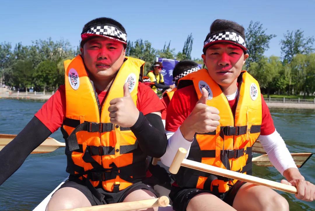 多弗集团亮相首届大运河通惠河畔文化节