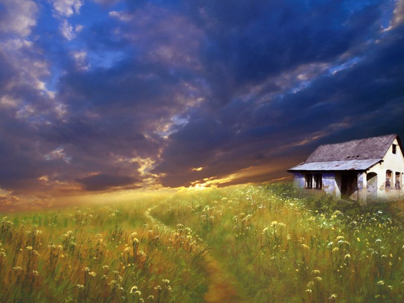 散文:給生命留存幾處好風景