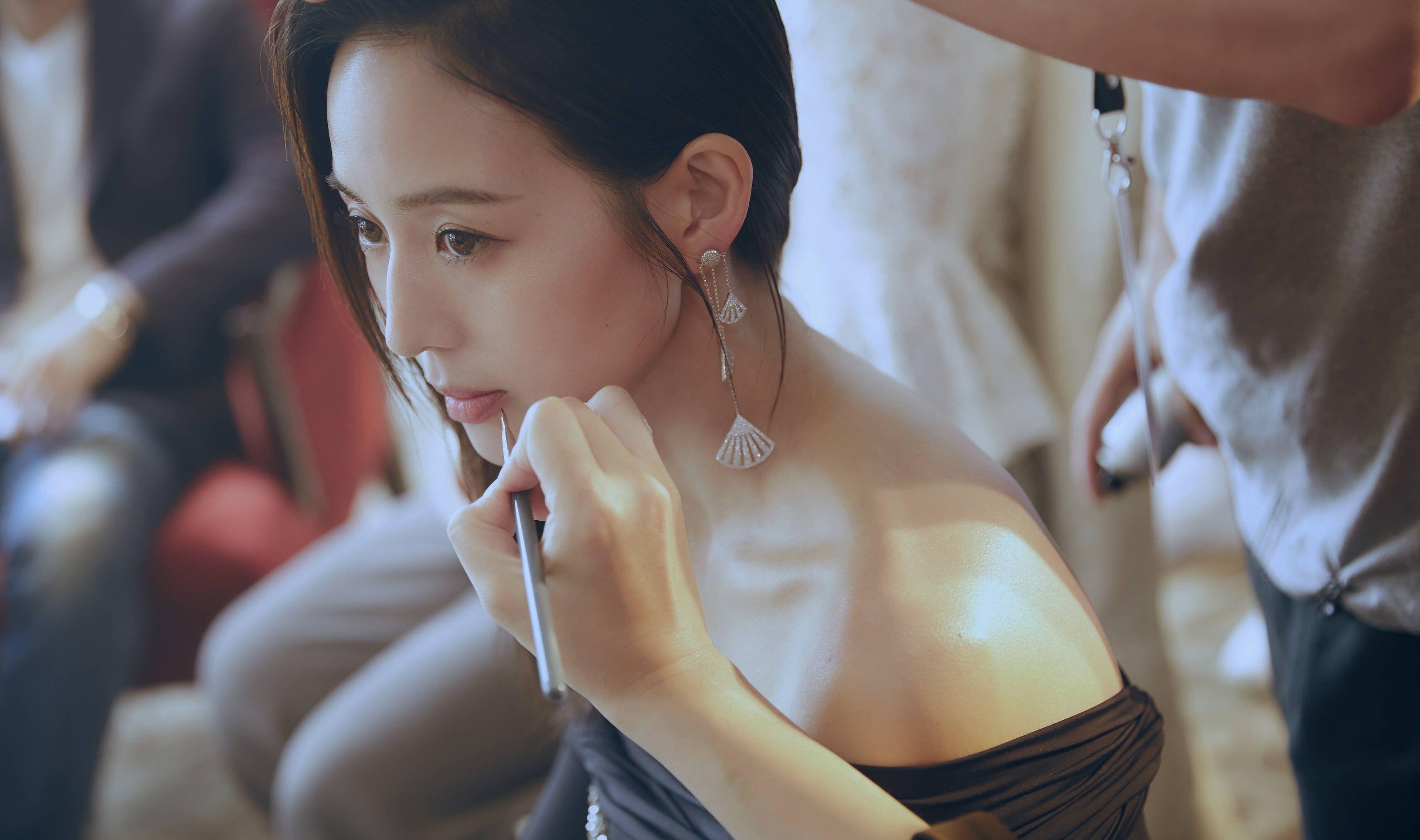 39岁张钧甯,气质如兰X感迷人,女神真是越来越有味道了