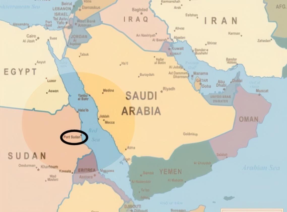 """非洲小国""""选边站队"""",俄罗斯遭遇背叛:第二个海外军港要丢掉?"""