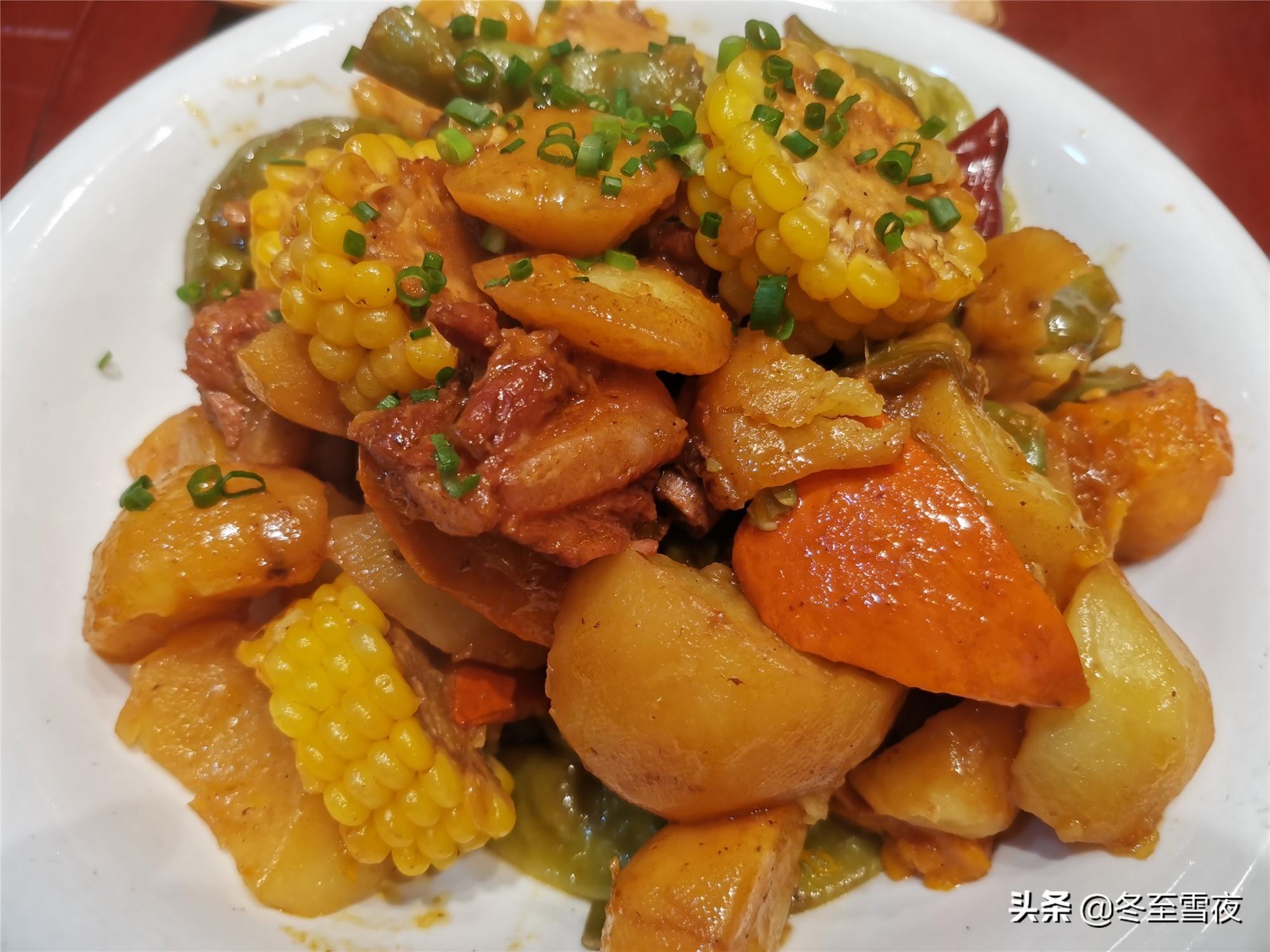 23道东北家常菜,吃了几十年都不腻,东北人都不一定全吃过 东北菜谱 第18张