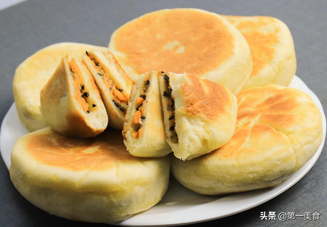 【红薯饼】做法步骤图 金黄松软 轻松解决全家早餐