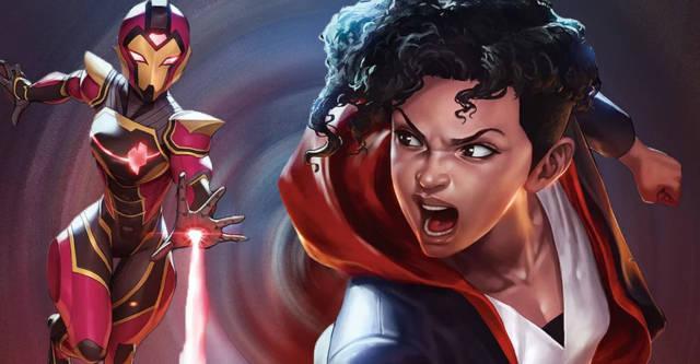 《裝甲戰爭》二代鋼鐵俠現身,不是戰爭機器,是個黑人女孩?