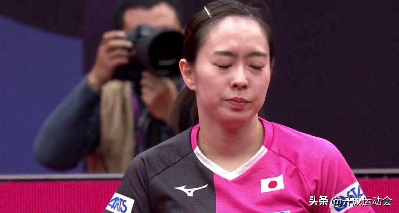 哭了?石川0-4不敌国乒小将!半决赛+央视直播:孙颖莎对伊藤