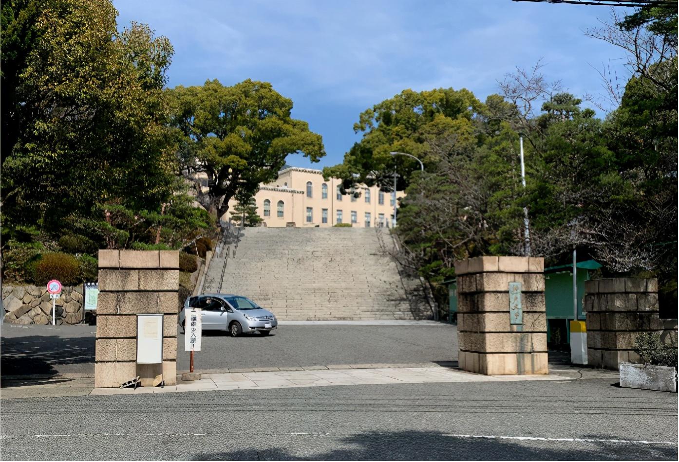 日本留学:这里有山,有海,还有神户大学