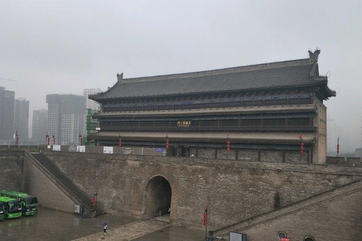 """西安又一景区走红,距今640年仅次天安门,被称""""古城第一门"""""""