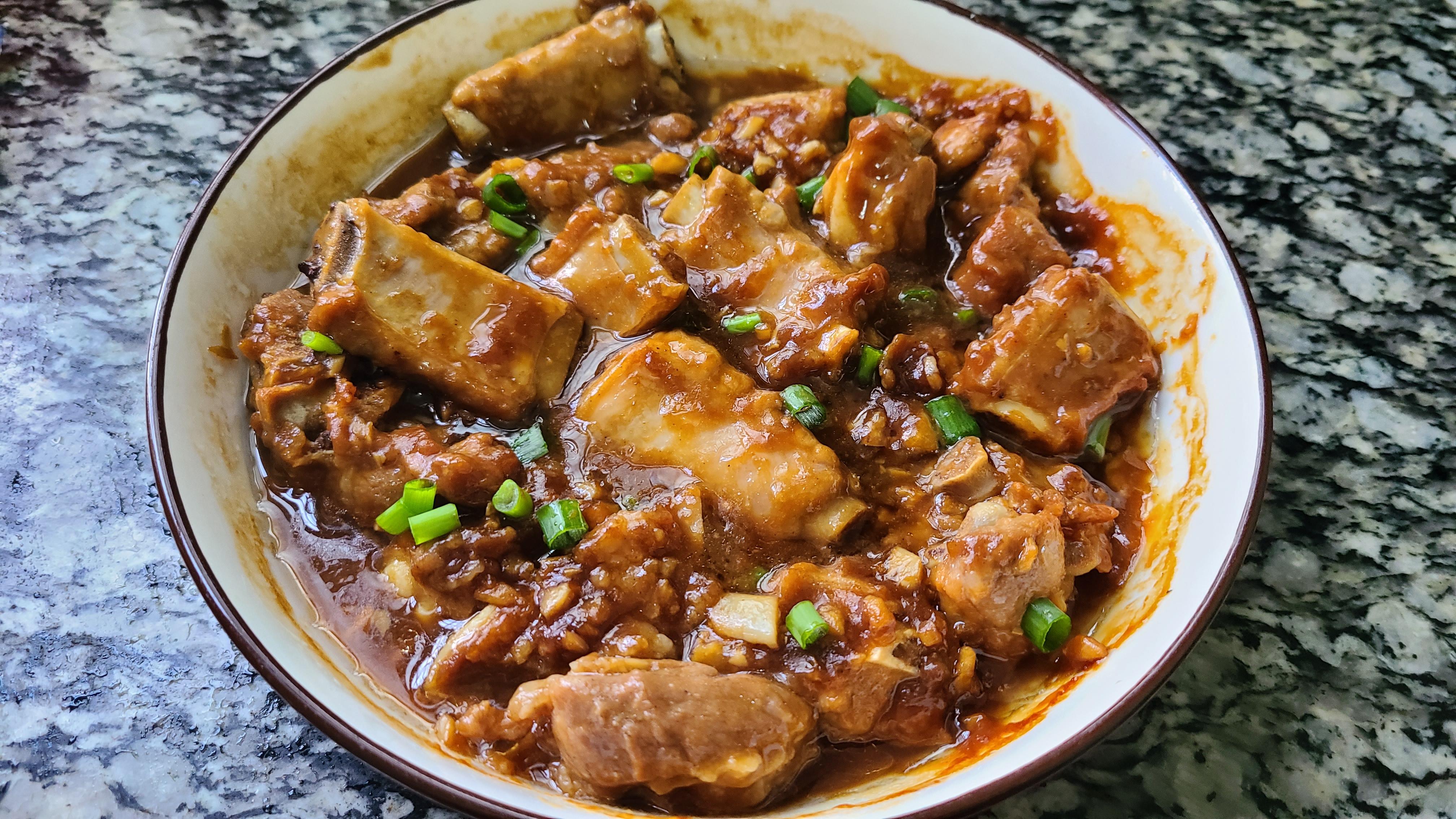 广东蒸排骨的做法,又香又美味,吃过还想吃,太香了 美食做法 第13张