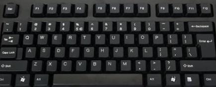 电脑按键错乱怎么恢复怎么解决 全程图解其解决方法(图文)