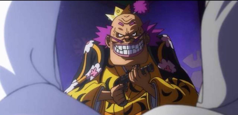 海賊王:6位角色自願將惡魔果實送與他人,凱多被大媽栽培