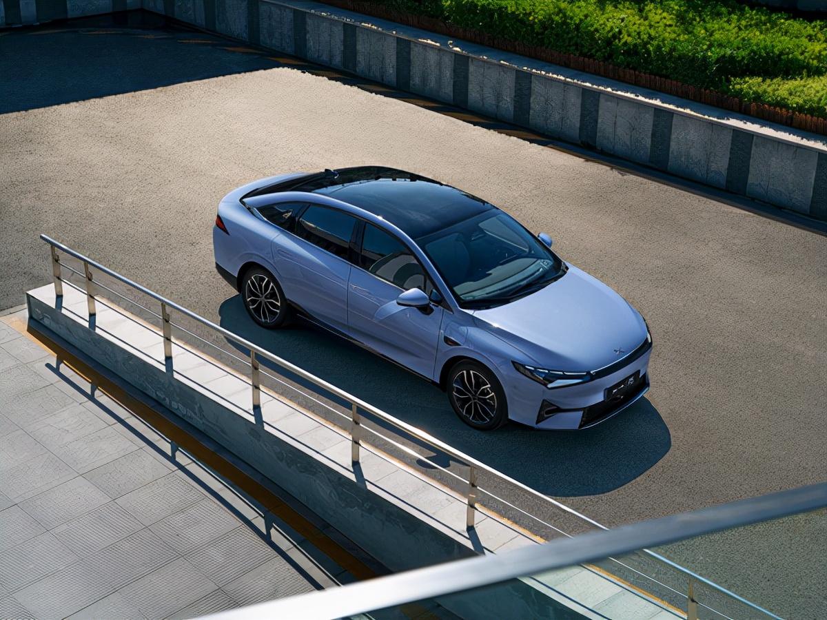 始于车不止于车:看小鹏P5,如何用智能定义新家轿