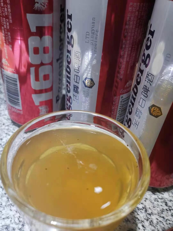 """山西同城酒库1681啤酒有""""异物"""" 客服回复称:有可能是酵母"""
