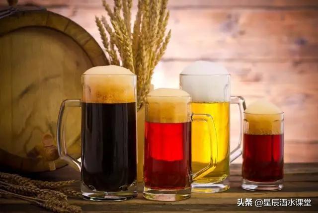 生啤、熟啤、纯酿、精酿?一分钟帮你梳理下啤酒分类