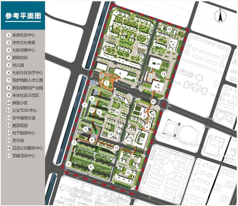 17000元/㎡起,中签最低11.22%,杭州的未来社区是有多香?