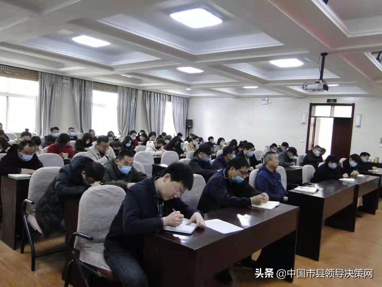 """临汾市!浮山县财政局积极开展""""周二学习日""""活动"""