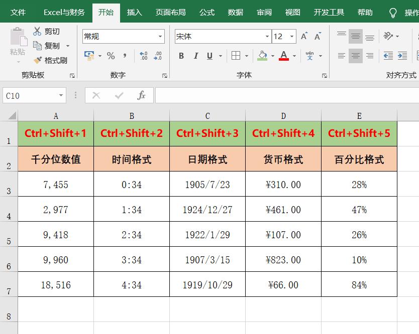 分享10个Excel技巧,一键搞定工作,别再去折腾了