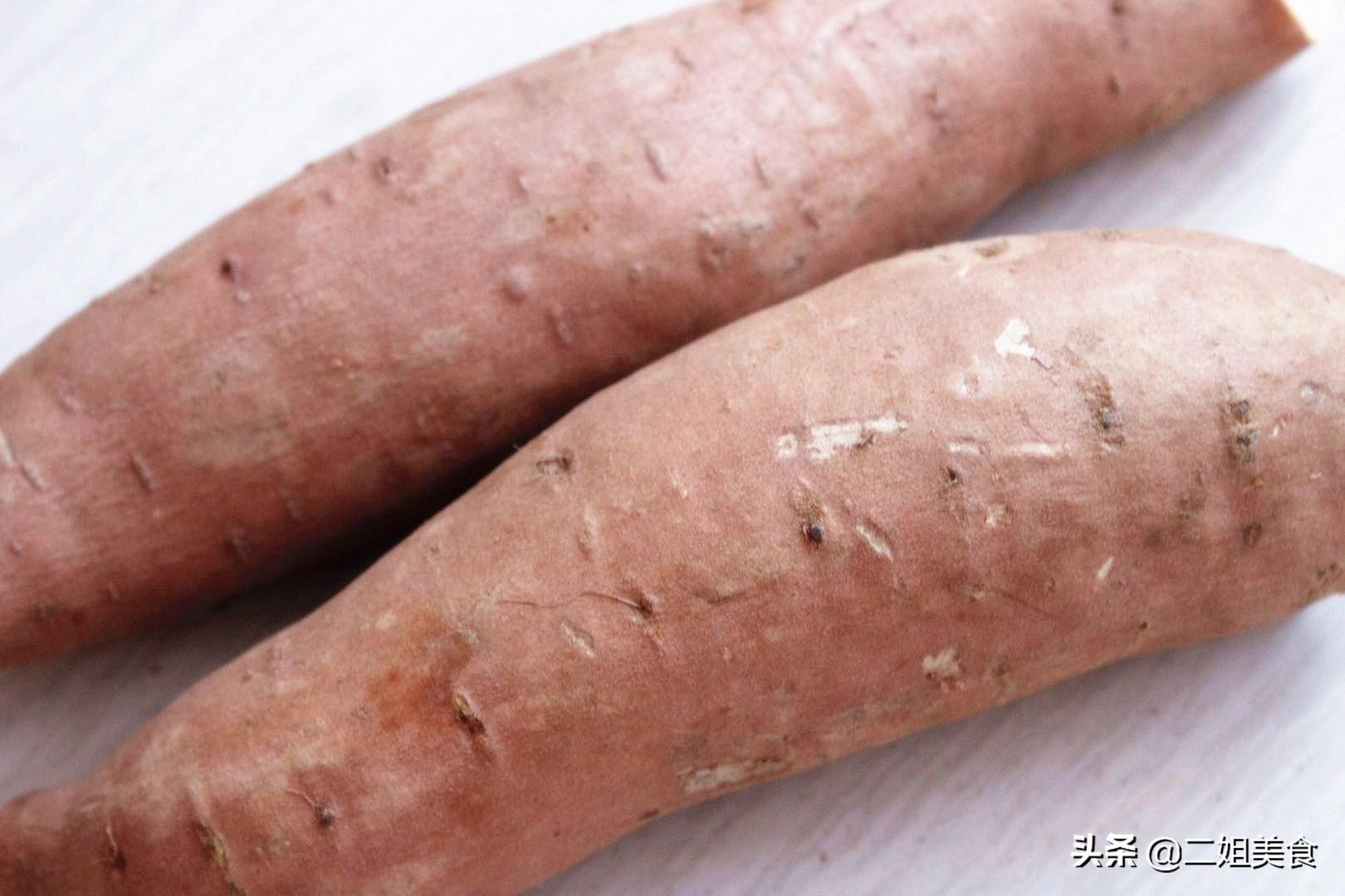 秋季多吃红薯,手把手教您挑选,牢记3点,红薯个个香甜软糯