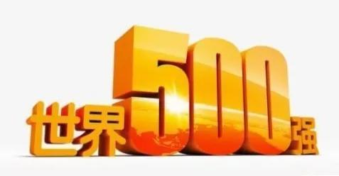 华为,一家中国民营企业,首次进入世界500强,其销售收入至今
