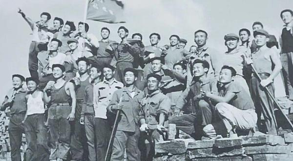 中国有一座完全由军人建设的城市,城市名字就是部队番号