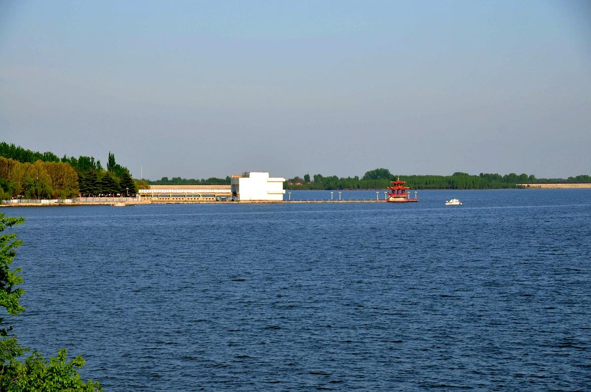 山东省最大的水库--峡山水库