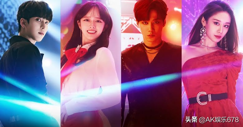 韩剧《模仿》的偶像阵容强大 但收视率并不理想